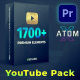 Youtube Pack - Transitions - VideoHive Item for Sale