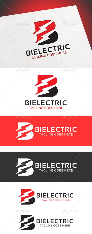 BIELECTRIC B Letter Logo