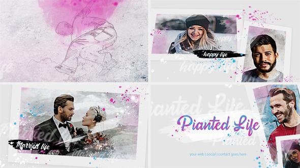 Painted Slideshow