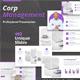 Corp Management Google Slides Template - GraphicRiver Item for Sale