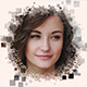 Faded Pixels Photo Effect - GraphicRiver Item for Sale
