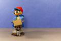 Robotics delivery service concept. - PhotoDune Item for Sale