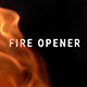 Fire Opener - VideoHive Item for Sale
