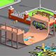 Skater Park - 3DOcean Item for Sale