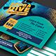 Scuba Diving Postcard - GraphicRiver Item for Sale