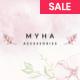Myha - Accessories & Hair Shop WordPress theme - ThemeForest Item for Sale