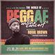 Reggae Flyer/Poster - GraphicRiver Item for Sale