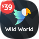 WildWorld | Nonprofit & Ecology WordPress Theme - ThemeForest Item for Sale