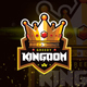 Crown Logo Esport for Gaming - GraphicRiver Item for Sale