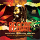 Reggae Flyer - GraphicRiver Item for Sale