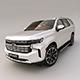 2021 Chevrolet Tahoe RST - 3DOcean Item for Sale