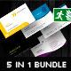 DOA 5 Business Card Bundle - GraphicRiver Item for Sale