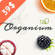 Organium | Organic Food Products WordPress Theme - ThemeForest Item for Sale