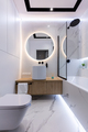 Modern small bathroom interior design - PhotoDune Item for Sale