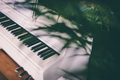 Classic white piano keyboard - PhotoDune Item for Sale