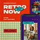 Retronow Instagram Template - GraphicRiver Item for Sale
