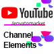 Youtube Channel Elements - VideoHive Item for Sale