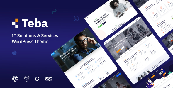 Teba - IT Solutions & Services WordPress Theme