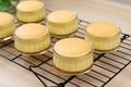 Caramel custard pudding cake in glass bowl - PhotoDune Item for Sale
