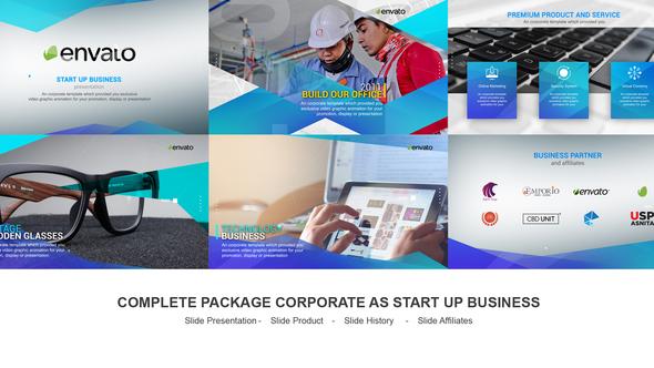Start Up Business Presentation
