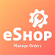 eShop - Ecommerce Admin / Store Manager app - CodeCanyon Item for Sale