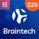 Braintech - Technology & IT Solutions WordPress Theme - ThemeForest Item for Sale