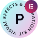 Visual Effects & Animation Addon for Elementor + RTL