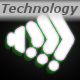 Abstract Technology Logo