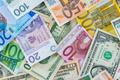 Dollar, euro and polish zloty money background - PhotoDune Item for Sale
