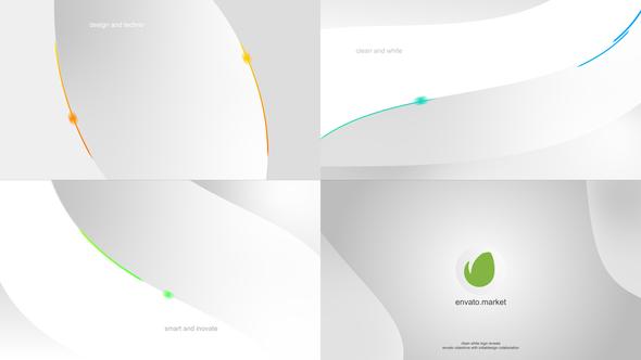 Clean Line Logo Reveals
