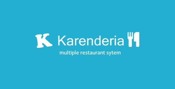 System wielu restauracji kalendarza