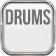 Drums Percussion Logo Pack