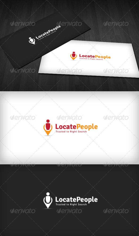Locate People Logo
