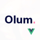 Olum - Business & Events Management Agency Vue JS Template - ThemeForest Item for Sale