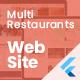 Customer Website For Multi-Restaurants Laravel App - CodeCanyon Item for Sale