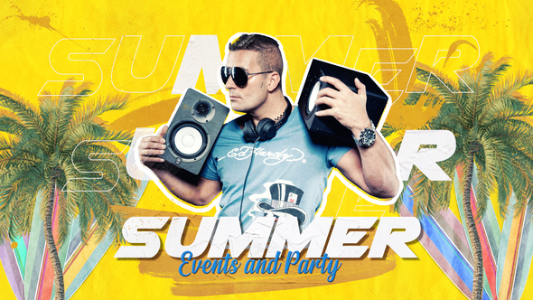 Summer Event/Party Opener