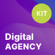 Digie | Digital Agency & Advertising Service Elementor Template Kit - ThemeForest Item for Sale