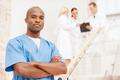 Confident medical expert. - PhotoDune Item for Sale