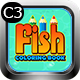 Fish Coloring Book App (Construct 3 | C3P | HTML5) Admob and FB Instant Ready - CodeCanyon Item for Sale