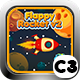 Flappy Rocket v2 Space Game (Construct 3 | C3P | HTML5) Admob and FB Instant Ready - CodeCanyon Item for Sale