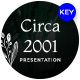 Circa 2001 Keynote Template - GraphicRiver Item for Sale
