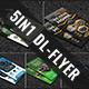 5in1 Business DL Flyer Bundle V02 - GraphicRiver Item for Sale