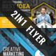 2in1 Multipurpose Flyer Bundle-01 - GraphicRiver Item for Sale