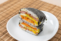 Korean and Japanese style sushi kimbap wraps - PhotoDune Item for Sale