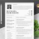 Modern Resume - GraphicRiver Item for Sale