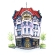 Old House in Poznan Poland - GraphicRiver Item for Sale