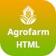 Agrofarm - Agriculture & Organic HTML Template - ThemeForest Item for Sale