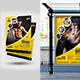 Fitness Flyer + Poster Bundle - GraphicRiver Item for Sale