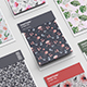 Fabric Sample Card_Mock-up - GraphicRiver Item for Sale