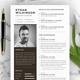 Creative CV - GraphicRiver Item for Sale